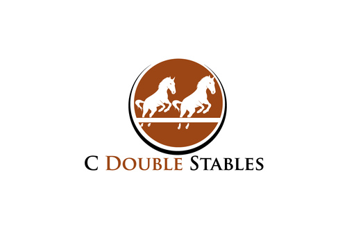 C Double Stables A Logo, Monogram, or Icon  Draft # 8 by decentdesign