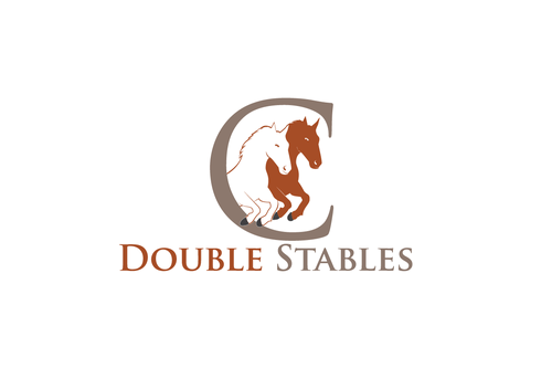 C Double Stables A Logo, Monogram, or Icon  Draft # 9 by decentdesign
