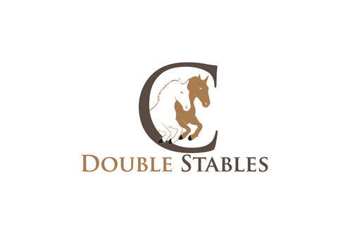 C Double Stables A Logo, Monogram, or Icon  Draft # 10 by decentdesign