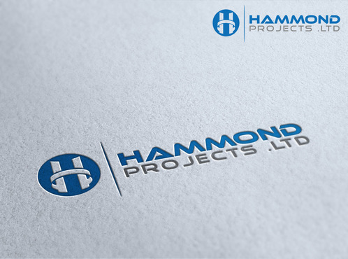 Hammond Projects .Ltd A Logo, Monogram, or Icon  Draft # 3 by valiWORK