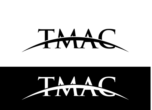 TMAC A Logo, Monogram, or Icon  Draft # 52 by Bdesigns