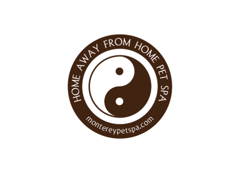 Home Away From Home Pet Spa /  montereypetspa.com A Logo, Monogram, or Icon  Draft # 18 by castellanD