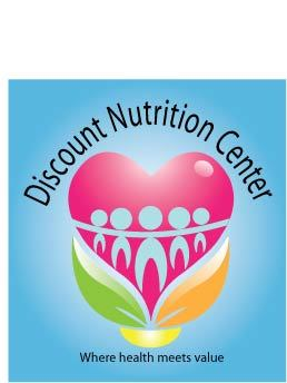 Discount Nutrition Center A Logo, Monogram, or Icon  Draft # 20 by bluesweet69