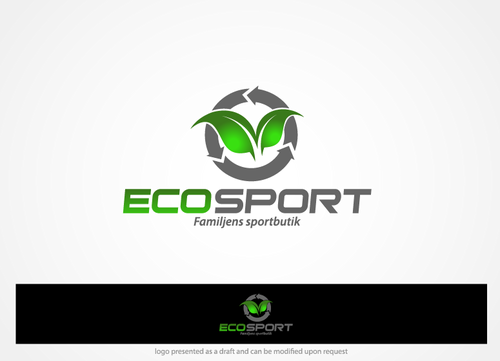 Eco Sport A Logo, Monogram, or Icon  Draft # 68 by hands4art