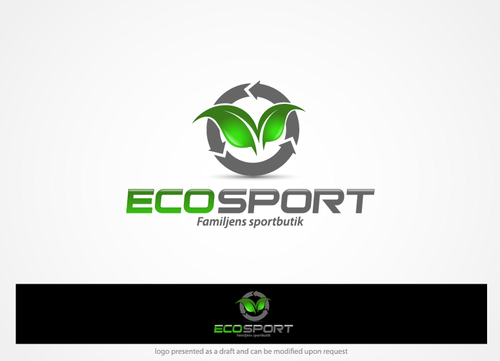 Eco Sport A Logo, Monogram, or Icon  Draft # 69 by hands4art
