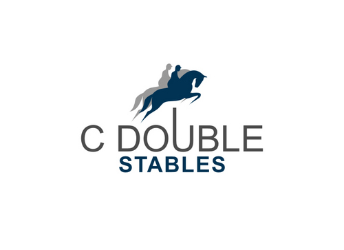 C Double Stables A Logo, Monogram, or Icon  Draft # 12 by Foalart