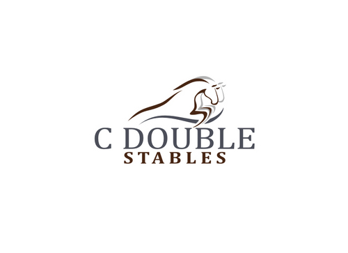 C Double Stables A Logo, Monogram, or Icon  Draft # 13 by Foalart