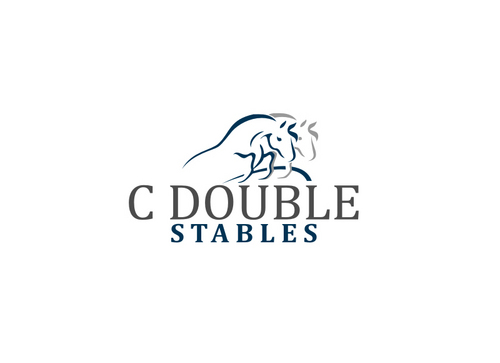 C Double Stables A Logo, Monogram, or Icon  Draft # 14 by Foalart