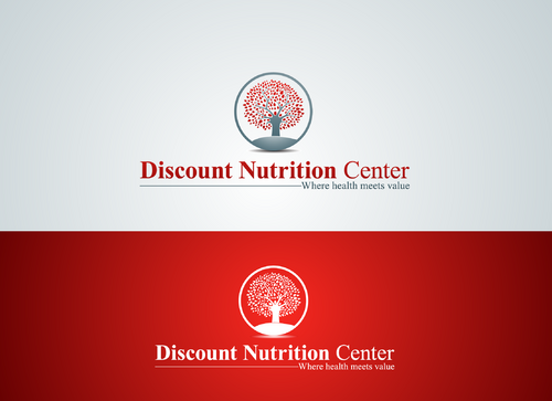 Discount Nutrition Center A Logo, Monogram, or Icon  Draft # 21 by pan755201