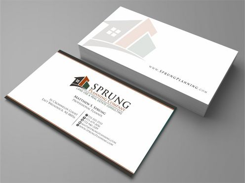 Matthew S. Sprung  Business Cards and Stationery  Draft # 202 by Deck86