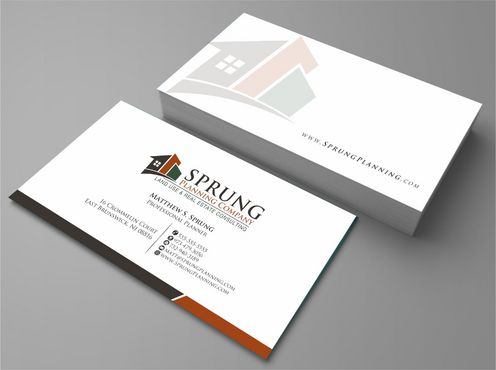Matthew S. Sprung  Business Cards and Stationery  Draft # 204 by Deck86