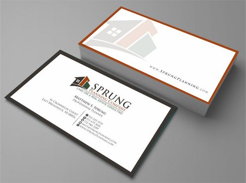 Matthew S. Sprung  Business Cards and Stationery  Draft # 207 by Deck86