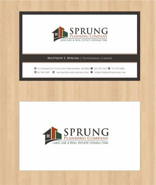 Matthew S. Sprung  Business Cards and Stationery  Draft # 213 by Deck86
