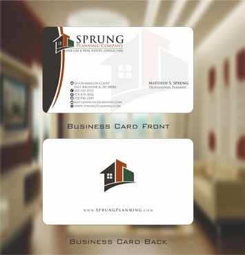 Matthew S. Sprung  Business Cards and Stationery  Draft # 220 by Deck86