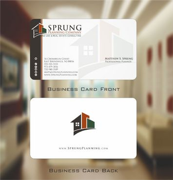 Matthew S. Sprung  Business Cards and Stationery  Draft # 221 by Deck86