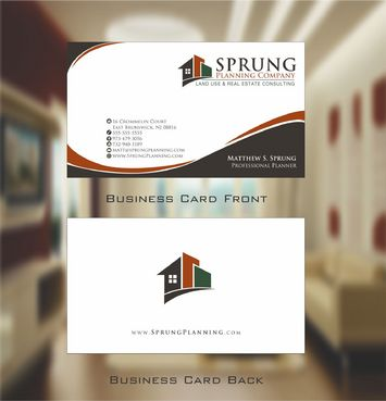 Matthew S. Sprung  Business Cards and Stationery  Draft # 222 by Deck86