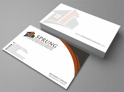 Matthew S. Sprung  Business Cards and Stationery  Draft # 225 by Deck86