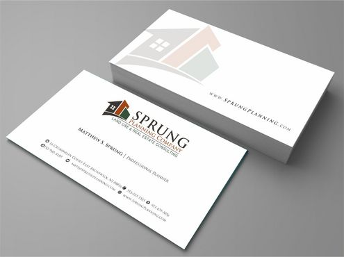 Matthew S. Sprung  Business Cards and Stationery  Draft # 233 by Deck86