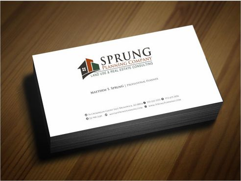 Matthew S. Sprung  Business Cards and Stationery  Draft # 246 by Deck86