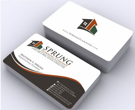 Matthew S. Sprung  Business Cards and Stationery  Draft # 256 by Deck86