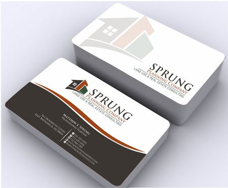 Matthew S. Sprung  Business Cards and Stationery  Draft # 258 by Deck86