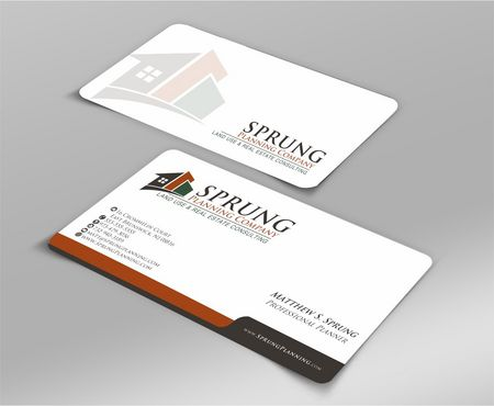Matthew S. Sprung  Business Cards and Stationery  Draft # 263 by Deck86