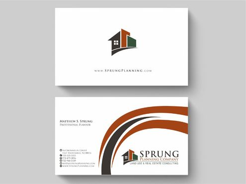 Matthew S. Sprung  Business Cards and Stationery  Draft # 267 by Deck86