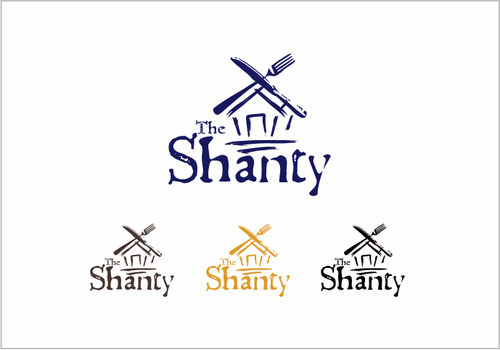 the shanty A Logo, Monogram, or Icon  Draft # 17 by odc69