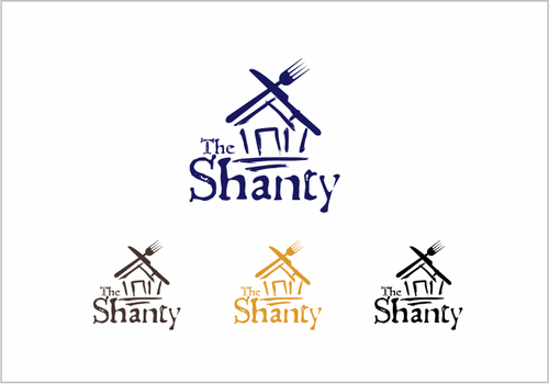 the shanty A Logo, Monogram, or Icon  Draft # 18 by odc69