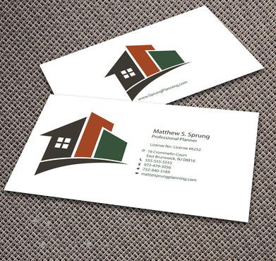 Matthew S. Sprung  Business Cards and Stationery  Draft # 269 by jpgart92