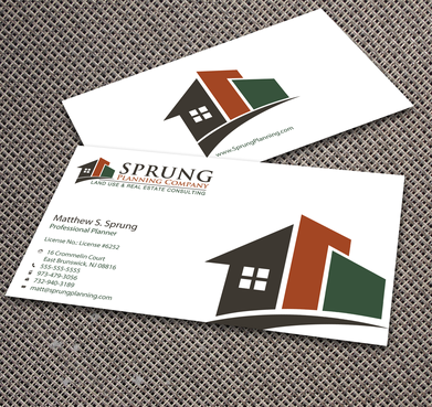 Matthew S. Sprung  Business Cards and Stationery  Draft # 270 by jpgart92