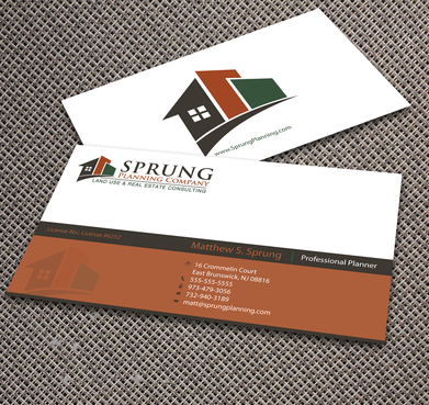 Matthew S. Sprung  Business Cards and Stationery  Draft # 273 by jpgart92