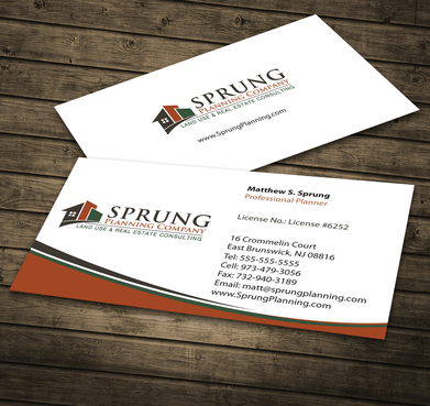 Matthew S. Sprung  Business Cards and Stationery  Draft # 276 by jpgart92
