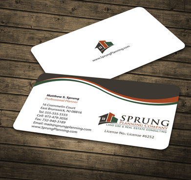 Matthew S. Sprung  Business Cards and Stationery  Draft # 277 by jpgart92