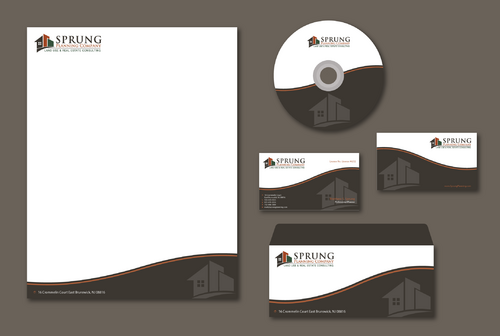 Matthew S. Sprung  Business Cards and Stationery  Draft # 278 by jpgart92