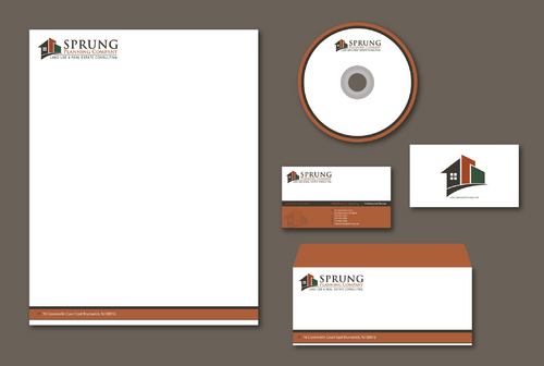 Matthew S. Sprung  Business Cards and Stationery  Draft # 280 by jpgart92
