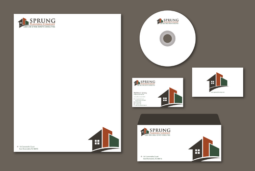 Matthew S. Sprung  Business Cards and Stationery  Draft # 281 by jpgart92