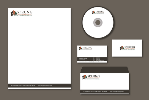 Matthew S. Sprung  Business Cards and Stationery  Draft # 282 by jpgart92