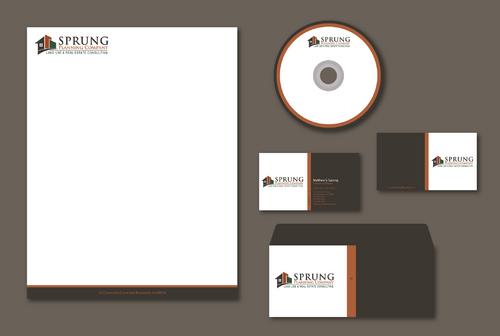 Matthew S. Sprung  Business Cards and Stationery  Draft # 283 by jpgart92