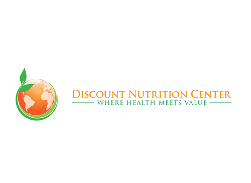 Discount Nutrition Center A Logo, Monogram, or Icon  Draft # 25 by PeterZ