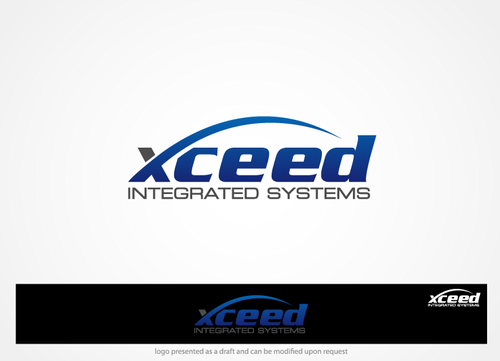 XCEED INTEGRATED SYSTEMS A Logo, Monogram, or Icon  Draft # 31 by hands4art