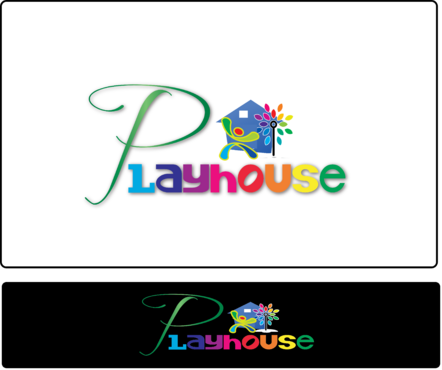 Playhouse A Logo, Monogram, or Icon  Draft # 21 by djdesign60