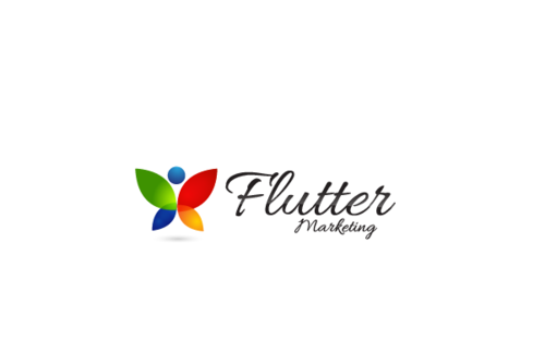 Flutter Marketing A Logo, Monogram, or Icon  Draft # 32 by decentdesign