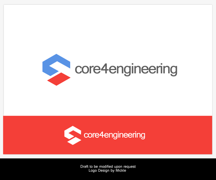 Core 4 Engineering A Logo, Monogram, or Icon  Draft # 89 by mickle