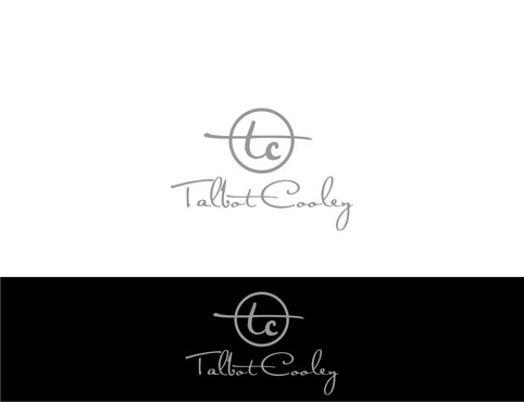 "Talbot Cooley [also want to see ideas incorporating the initials ""tc"" with Talbot Cooley] A Logo, Monogram, or Icon  Draft # 59 by nellie"