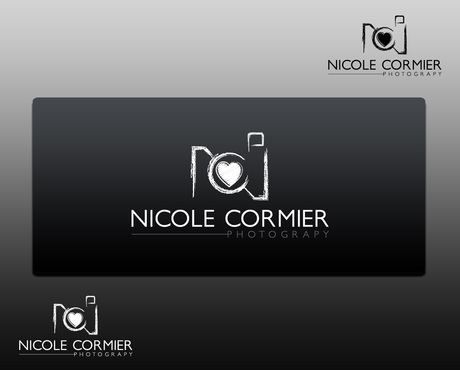 Nicole Cormier Photography A Logo, Monogram, or Icon  Draft # 59 by drakoer