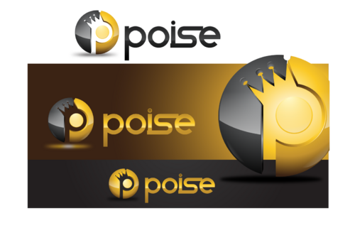 POISE Logo Winning Design by irfandesign