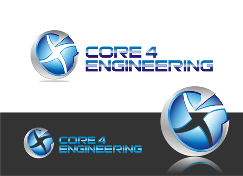 Core 4 Engineering A Logo, Monogram, or Icon  Draft # 96 by rogib467