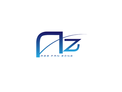 ABB Fan Zone A Logo, Monogram, or Icon  Draft # 26 by FarazBaloch