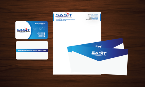 Sprint Advanced Systems Business Cards and Stationery  Draft # 165 by imahegrafix